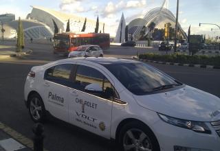 El concesionario Palma en Valencia nos presta el Chevrolet Volt