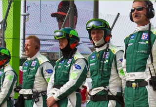 Drayson Racing equipo de Formula e Coches eléctricos