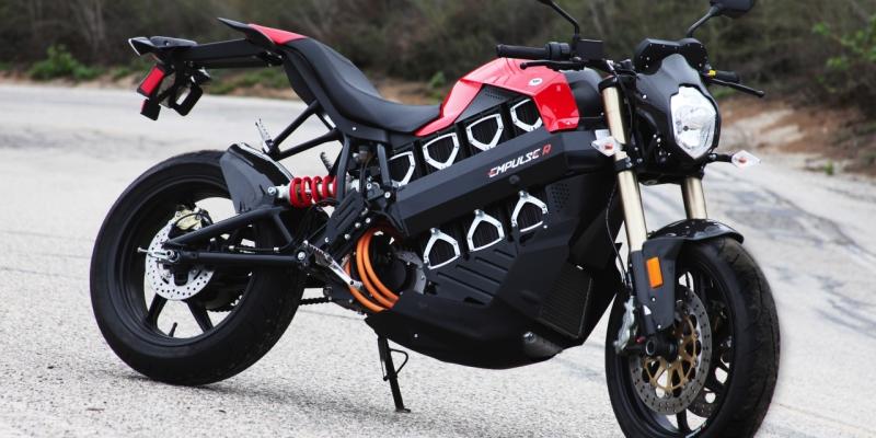 Ventas motocicletas eléctricas septiembre 2013