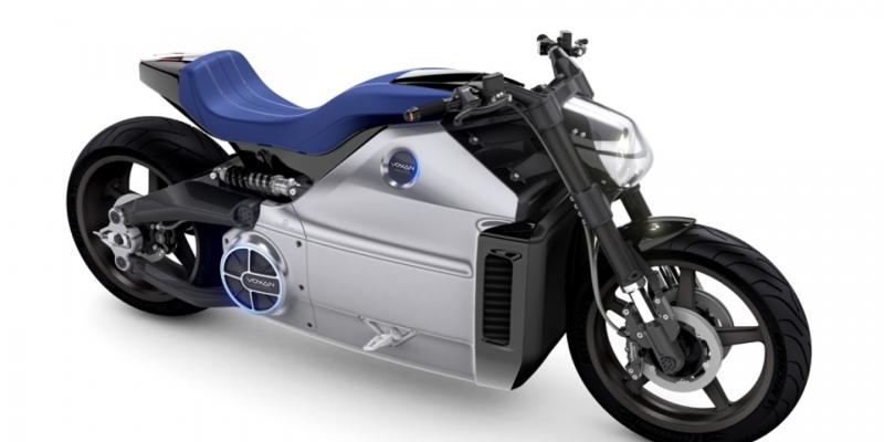 Voxan Wattman, la moto eléctrica más poderosa del mundo
