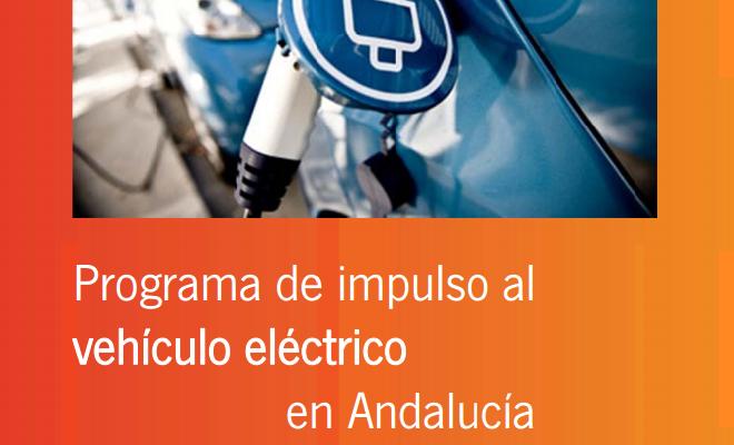 Ayudas para el fomento del Vehículo Eléctrico de la Junta de Andalucia