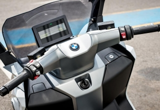 BMW C Evolution a fondo