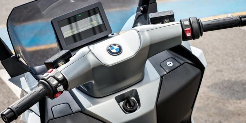 BMW C Evolution a fondo