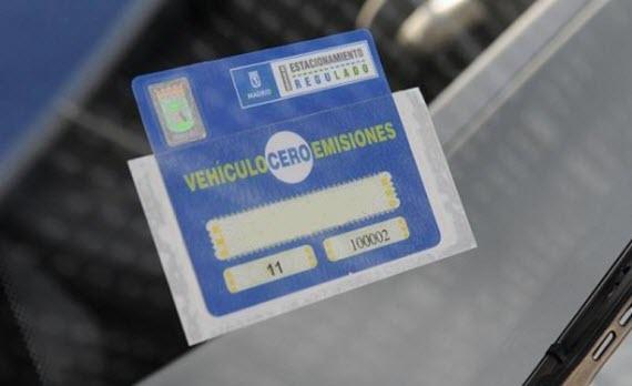 Necesidad de Registrar tu Coche Eléctrico en el Ayuntamiento de Madrid, si no quieres ser multado, independientemente de donde vivas