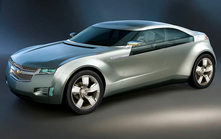 Chevrolet Volt Recarga Coches Electricos