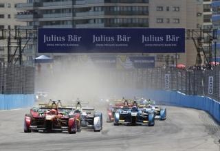 Formula E en Buenos Aires