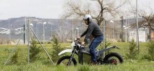 enriding--moto eléctrica para el campo