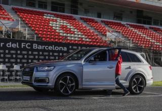 Ernesto Valverde opta por un Coche Eléctrico Híbrido Enchufable Audi