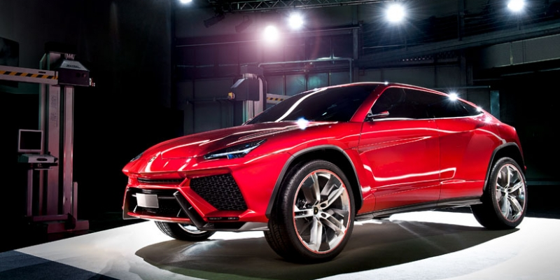 Italia se prepara para el Lamborghini SUV