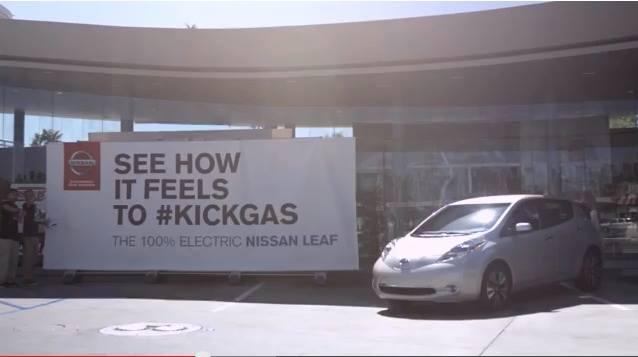 El Nissan Leaf cumple años