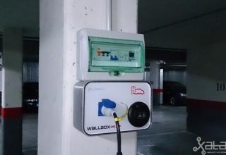Ley de Propiedad Horizontal para la instalación de puntos de recarga para vehículo eléctrico en Cataluña