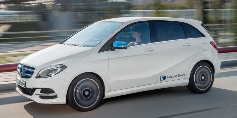 El Mercedes clase B eléctrico ya disponible en los concesionarios