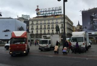 La Comunidad de Madrid subvencionará con 2 millones de euros en 2018 la renovación de flotas con vehículos menos contaminantes.