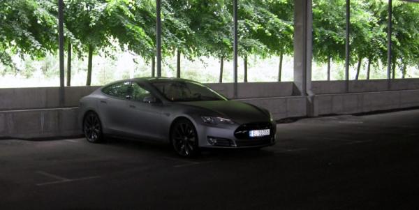 El Tesla que faltaba...