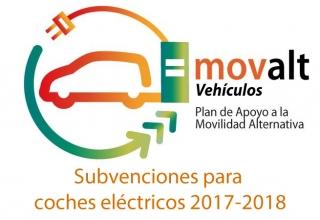 Plan Movalt Coches Eléctricos se activa el próximo 11 de diciembre