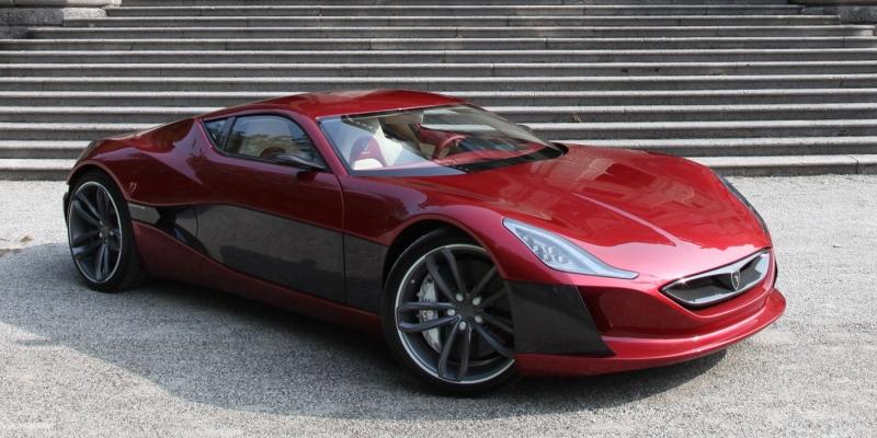 El coche eléctrico más rápido del mundo