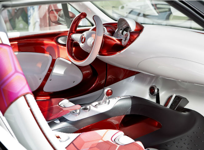 Smart forstars interior