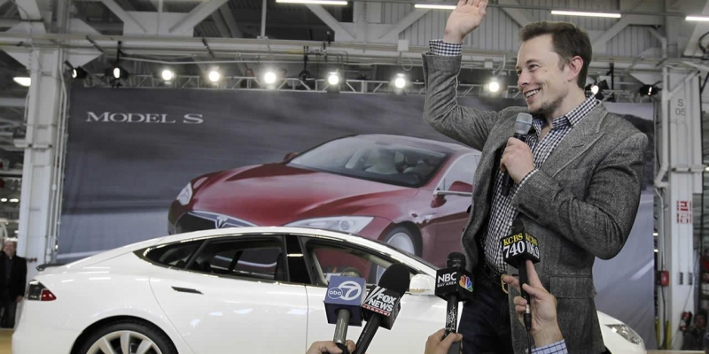 La Mega Factoría de Baterías de Tesla se construirá en Nevada