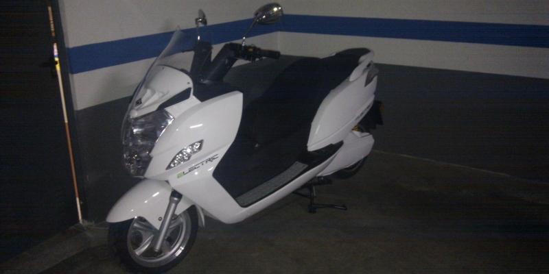 El futuro de las motos eléctricas en España.