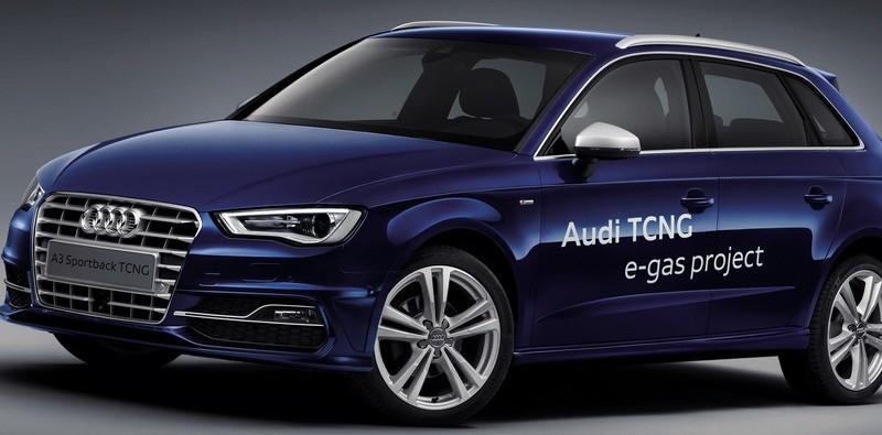 Proyecto Audi e-Gas