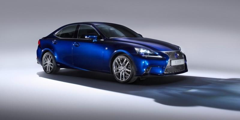 Lexus da puerta a los diesel a favor de los híbridos