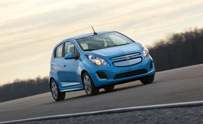Chevrolet Spark el nuevo vehículo eléctrico de GM