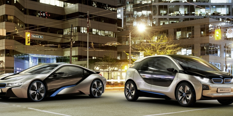 Las matriculaciones de coches eléctricos crecen un 5,6% en el primer trimestre de 2014