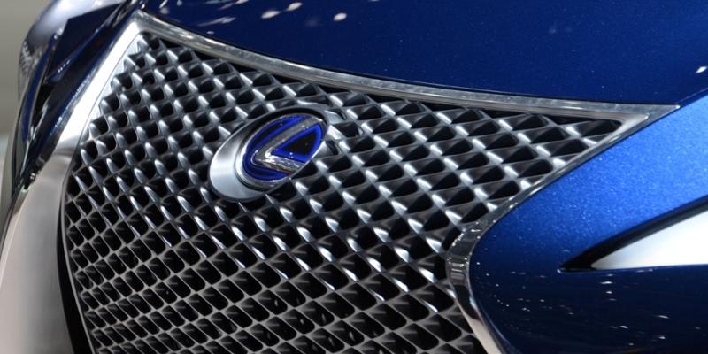 Lexus LF-LC (la tecnología más avanzada)