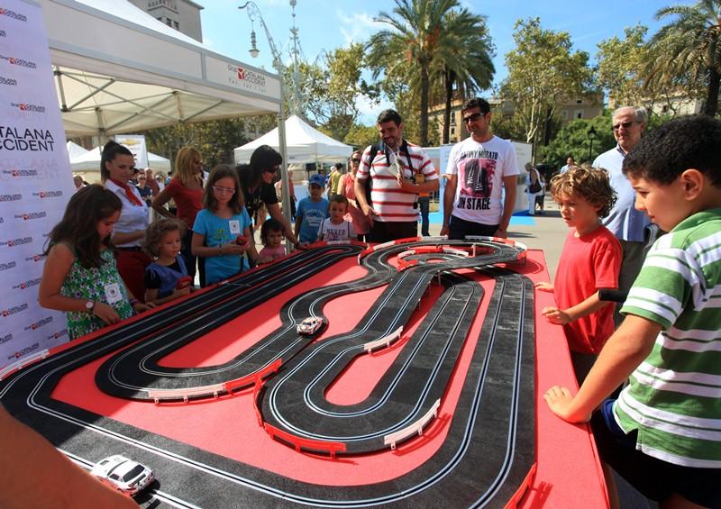 EXPOelèctric Fórmula-e Cataluña vehículos eléctricos