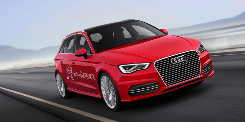 Audi apuesta por el PHEV de A6, A8 y Q7