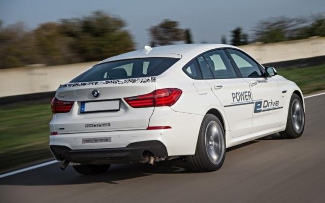 BMW en 2022 vehículos enchufables
