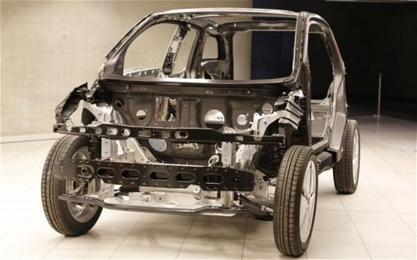 BMW i3 fibra carbono