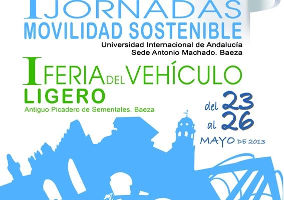 I Jornada de la movilidad sostenible y I Feria del vehículo ligero y eléctrico de BAEZA LEV'S