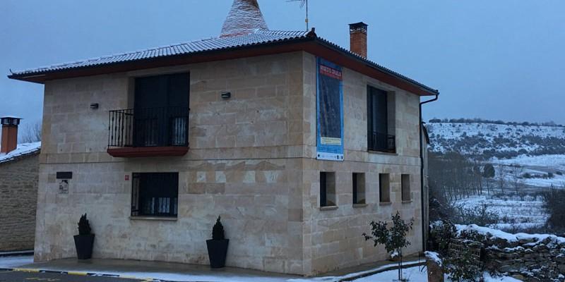 Casa Rural Sixto, un hotel con punto de recarga para coche eléctrico.