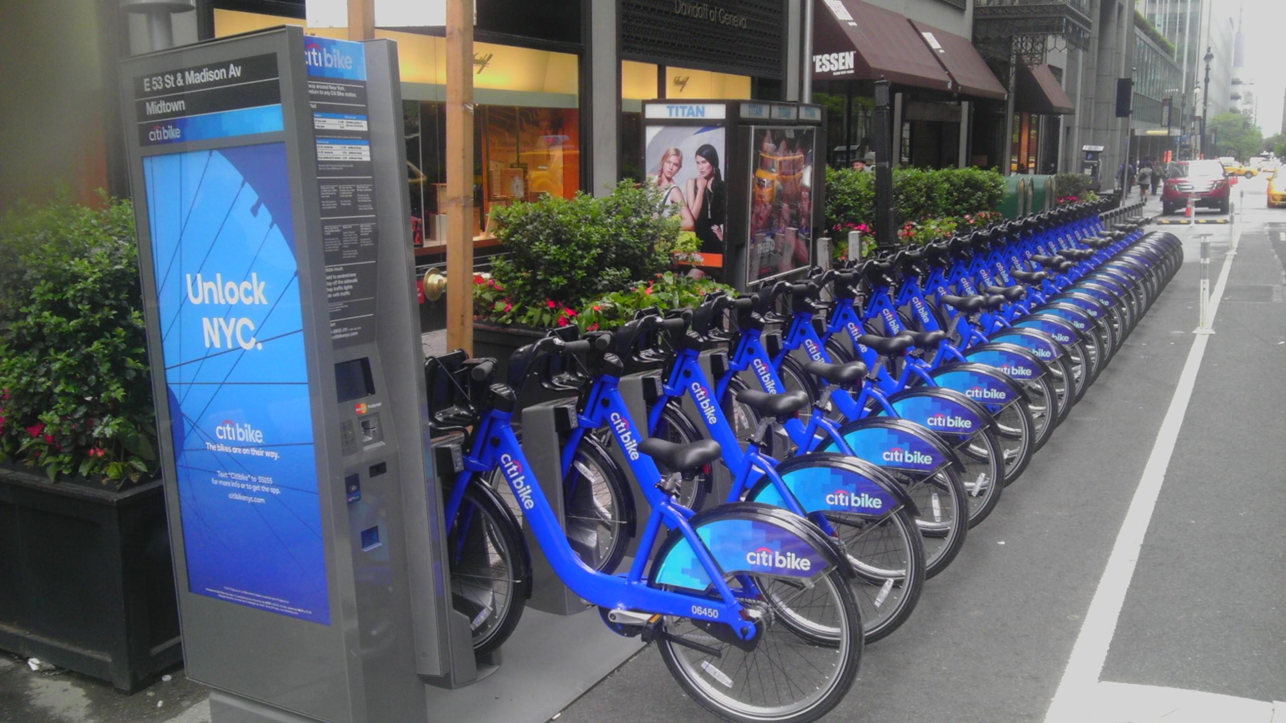 Bicicletas públicas en Madrid