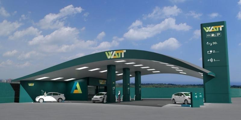 Coches eléctricos: la recarga en las gasolineras italianas