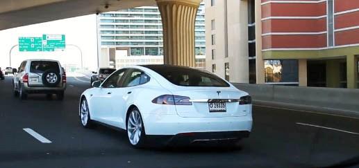Dubai revoluciona el vehículo eléctrico.
