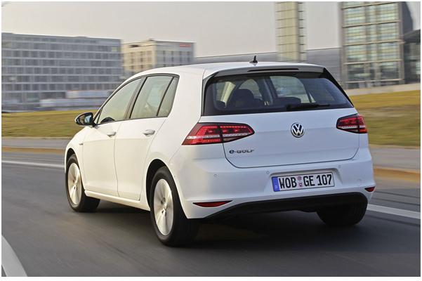 A FONDO: Descubre el nuevo modelo eléctrico de Volkswagen, el e-Golf. ¡Disponible en julio!