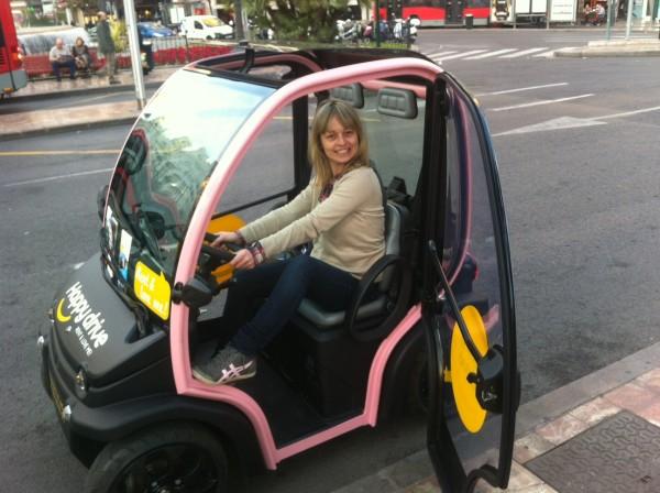 Alquiler de vehículos eléctricos en Valencia