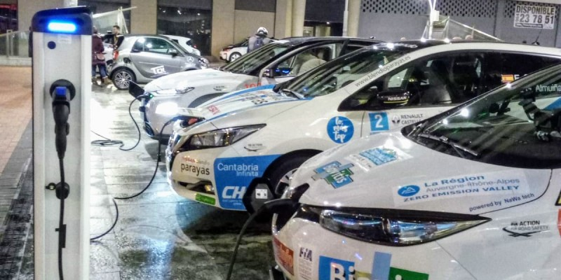Eco Rally: El festival de la conducción sostenible en Castellón