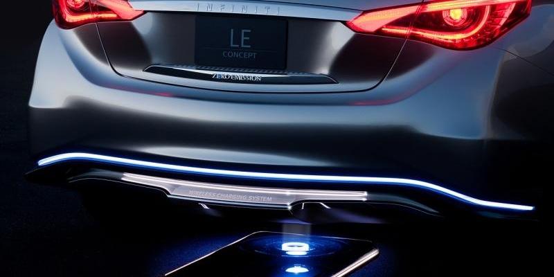 Carga inductiva de coches eléctricos