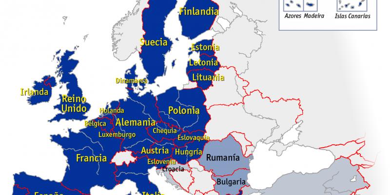 La Comisión Europea pide 90.000 puntos de recarga en España