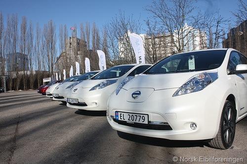 Nissan-LEAF-coche eléctrico