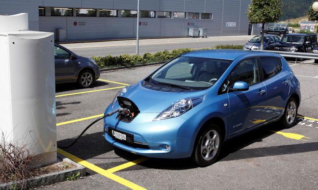 Datos de ventas del vehículo eléctrico en Europa primer trimestre 2014.
