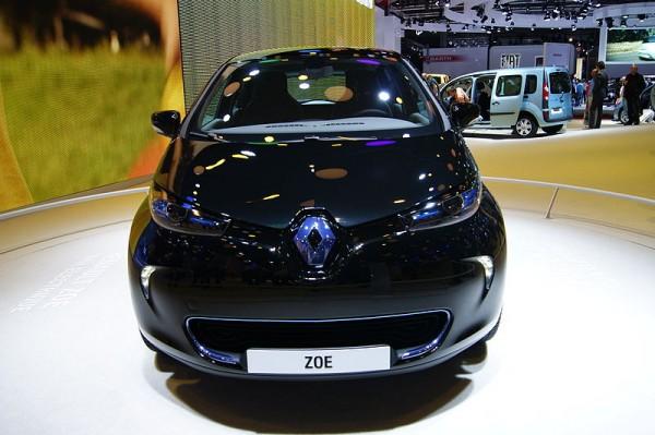 Ventas del Renault ZOE