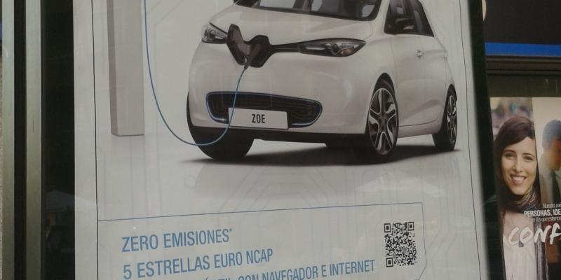Empieza la promoción del Renault ZOE