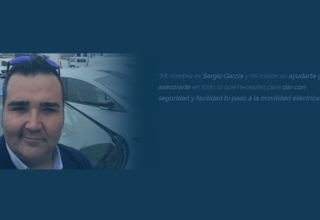 Entrevista Sergio García.Coches eléctricos de segunda mano.