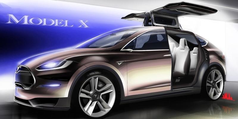 El Tesla Model X, especialmente para los americanos