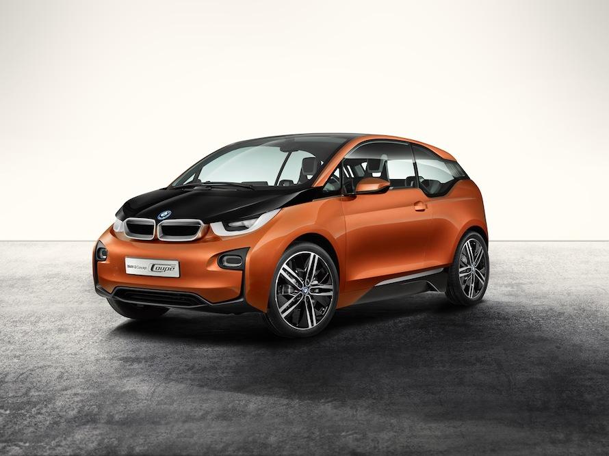 modelo coche eléctrico BMW