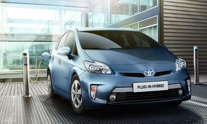 El Toyota Prius Plug-in Hybrid se gana a cualquiera